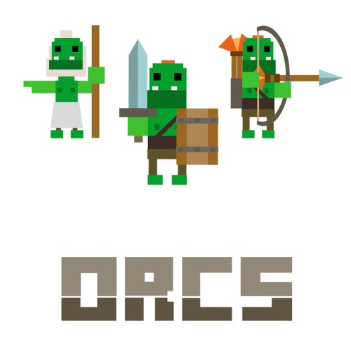 Orcs and Logo